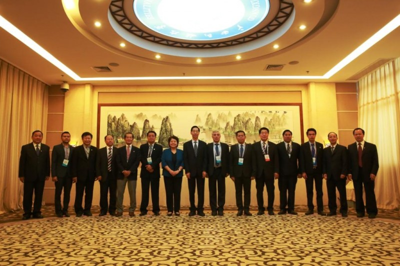 ASFAA participated in Sport for All Forum in Nanning, China